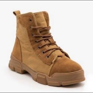 Forever link combat style boots